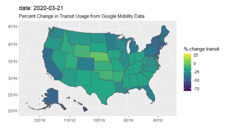 mobility transit data